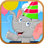 54 Animal Jigsaw Puzzles for Kids 🦀 1.2.0 APK