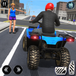 ATV Quad Bike Simulator 2018: Bike Taxi Games 20.1 APK