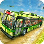 Army Bus Driver US Military Soldier Transport Duty 1.0.3 APK
