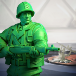 Army Men Strike 3.65.1  · Volcano Force