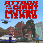 Attack of the Giant Mutant Lizard 1.1.2 APK