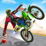 Bike Stunt 2 New Motorcycle Game – New Games 2020 1.32  APK
