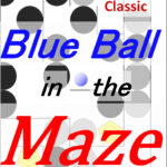 Blue Ball in the Maze ~ボールを転がし迷路を脱出せよ~ 1.3 APK