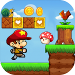 Bob's World – Super Run com.dimcoms.checkers APK 1.223