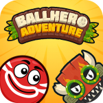 Bounce Ball 4 Love and Red Roller Ball 3 – Ball 4 2.2 APK