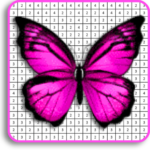 Butterfly Coloring Book – Color By Number 6.0 APK