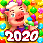 Candy Blast Mania – Match 3 Puzzle Game 1.4.8 APK