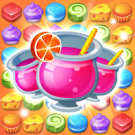 Candy Match 3 Puzzle: Sweet Monster 1.3.2  APK