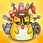 Cat'n'Robot: Idle Defense – Cute Castle TD PVP 3.1.1  APK