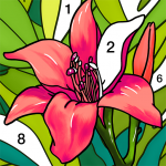 Coloring Book – Color by Number & Paint by Number 1.5.7 APK