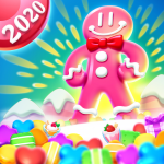 Cookie World — Clash of Cookie & Colorful Puzzle 8.7.4 APK