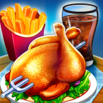 Cooking Express : Food Fever Craze Chef Star Games 2.4.5  APK