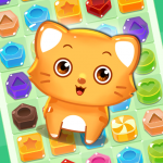 Cool Cats: Match 3 Quest – New Puzzle Game 1.0.15 APK