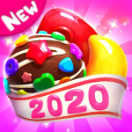 Crazy Candy Bomb – Sweet match 3 game 4.6.0  APK