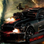 Cyber Road Racing Shooter 3.3 APK