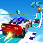 Extreme Car Driving Simulator: GT Car Stunt Racing 1.0 APK