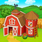 Farm Town: Happy village near small city and town 3.38APK