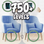 Find the differences 750 + levels 6.46 APK