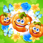 Funny Farm match 3 Puzzle game! 1.56.0 APK