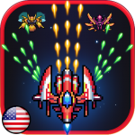 Galaxy Shooter – Falcon Squad com.sky.funnyfruitsplash  388.0
