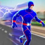Grand Light Speed Robot Hero City Rescue Mission 2.0 APK