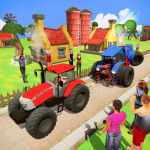 Grand Pull Tractor Match: Tractor Driving Games 1.1 APK