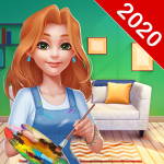 Home Paint: Color by Number & My Dream Home Design 1.2.7 APK