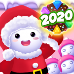 Ice Crush 2020 -A Jewels Puzzle Matching Adventure 3.5.0  APK