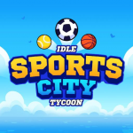 Idle Sports City Tycoon – Create a Sports Empire 1.9.3 APK