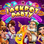 Jackpot Party Casino Games: Spin FREE Casino Slots 5019.01  APK