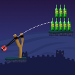 Knock Down Bottles 1.0.1 APK