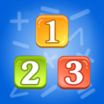 Learning numbers. Addition and Subtraction. 1.0.0.6 APK