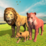 Lion Family Simulator: Jungle Survival 1.1.402 APK