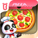 Little Panda's Space Kitchen – Kids Cooking 8.51.00.01  APK
