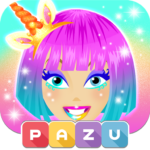 Makeup Girls – Unicorn dress up games for kids 1.09 APK