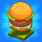 Merge Burger: Food Evolution Cooking Merger 2.0.17  APK