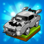 Merge Muscle Car: Classic American Muscle Merger 2.0.18 APK