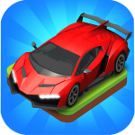 Merge Real Cars – Idle Car Tycoon 1.1.69  APK