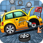 Modern Car Mechanic Offline Games 2019: Car Games 1.0.50  APK