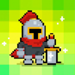 Mr.Kim – 8 bit idle heroes 6.1.15 APK