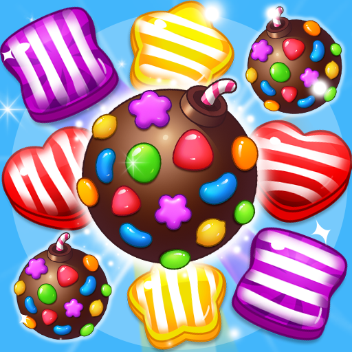 My Jelly Bear Story: New candy puzzle 1.3.4 APK