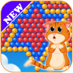 New Bubble Shooter Cat Adventures 1.5.0 APK