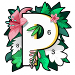 Paint.ly Color by Number – Fun Coloring Art Book 2.1.6.4 APK