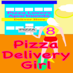Pizza Delivery Girl- Deliver and Avoid Obstacles. 1.1 APK