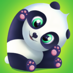 Pu – Cute giant panda bear, virtual pet care game 2.9 APK