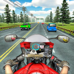 Racing In Moto Traffic Stunt Race 1.20 APK