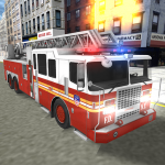 Real Fire Truck Driving Simulator: Fire Fighting 1.0.3 APK