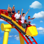Roller Coaster Games 2020 Theme Park 8.8 APK
