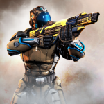 SHADOWGUN LEGENDS – FPS PvP and Coop Shooting Game 1.0.3 APK