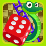 Snakes and Ladders : The Dice Roll Game 1.1 APK